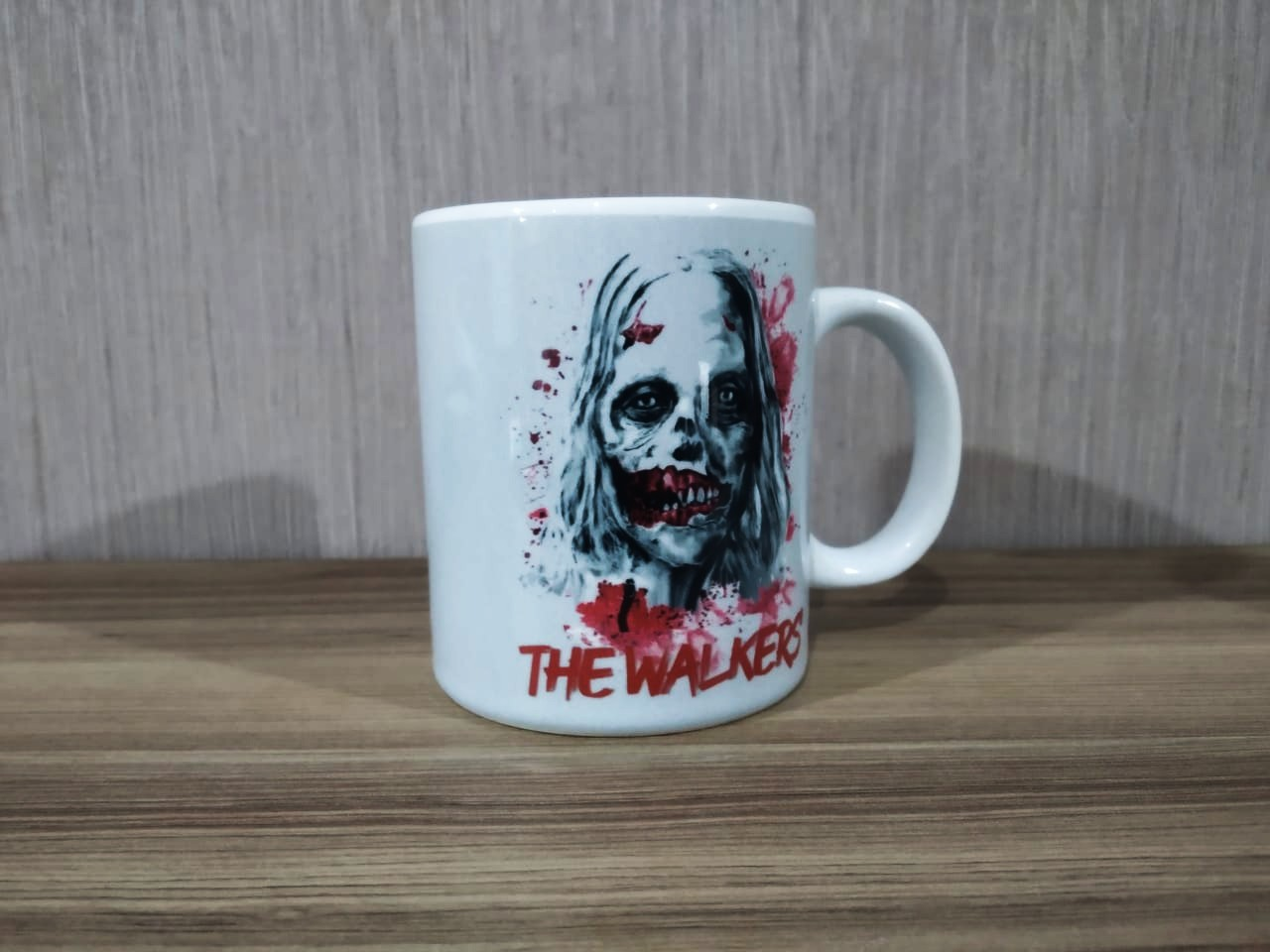 Caneca: The Walkers - The Walking Dead