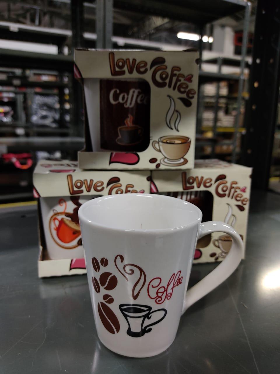 Caneca Tulipa Coffee