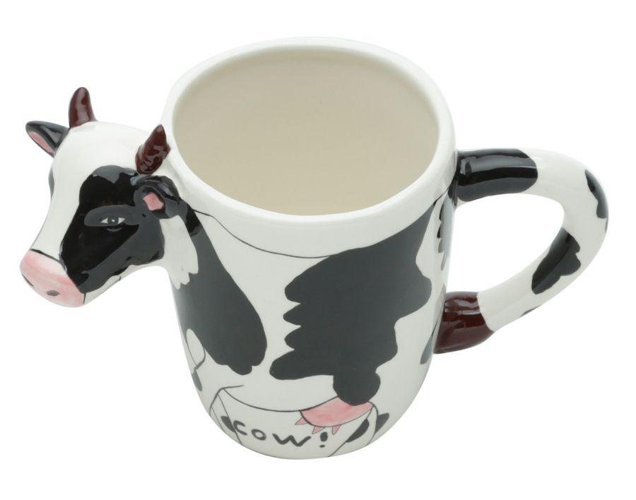 """Caneca Vaca """"Cow"""" - (350ML)"""