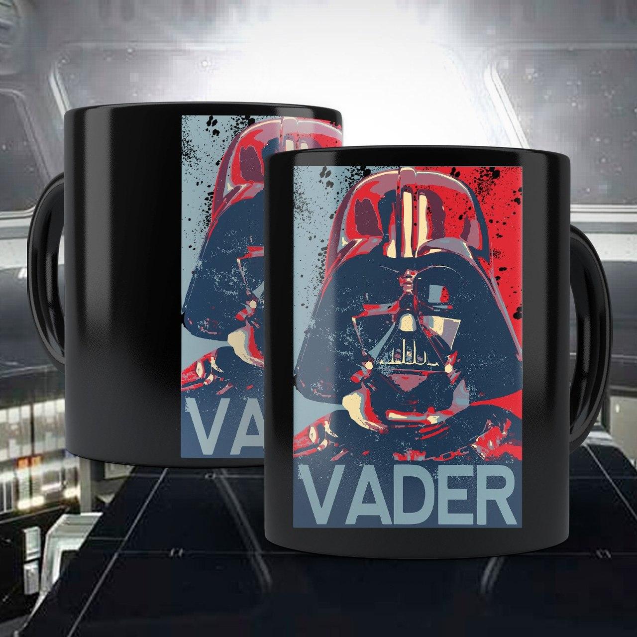 Caneca: '' Vader