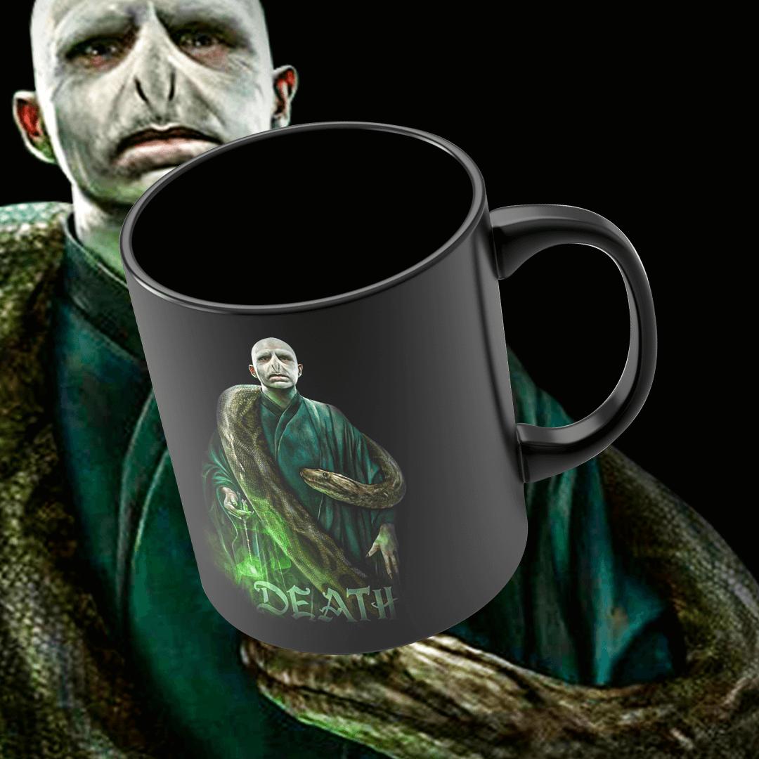 Caneca Voldemort & Nagini de Volta a Vida: