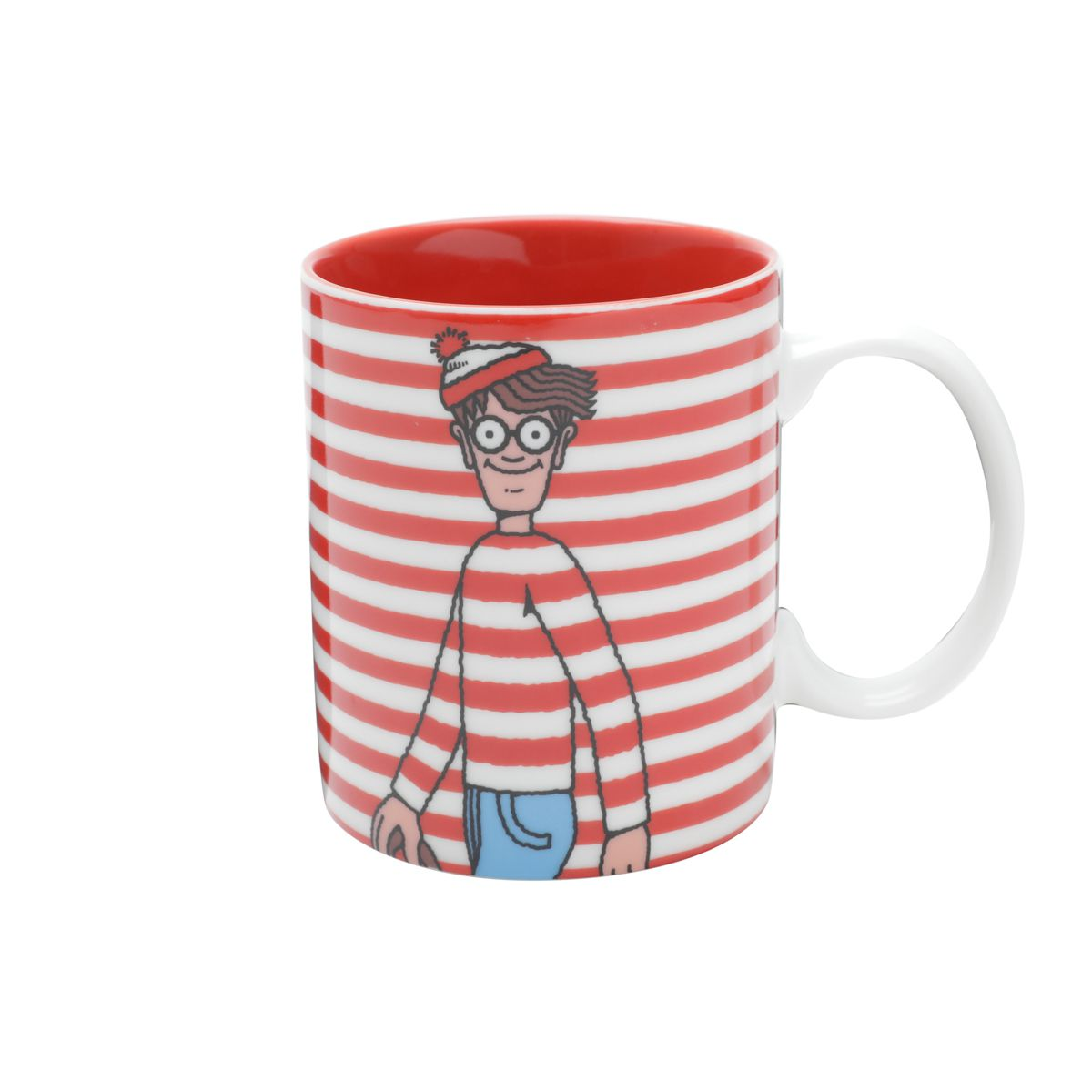 Caneca Wally: Onde Está Wally? 300ml