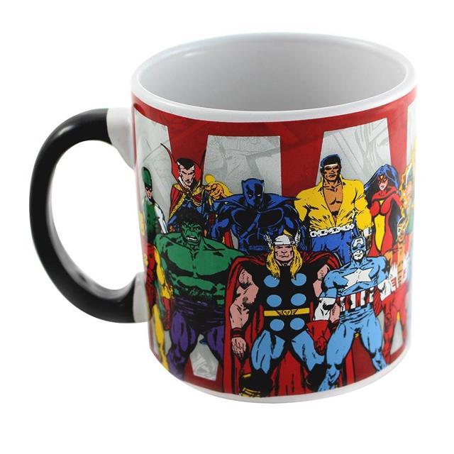Canecão Turma de Herois - Marvel