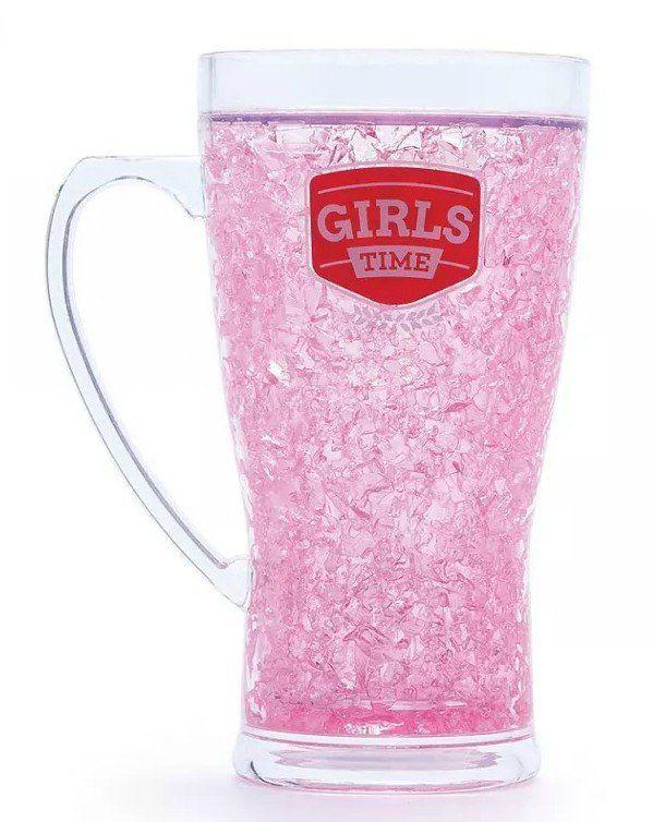 Caneco com Gel Girls Time (450ML)