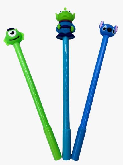 Caneta de Gel Disney Pixar - (3 Modelos)