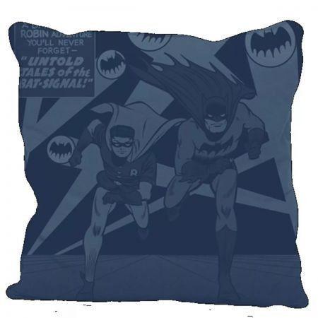 Almofada Batman E Robin - Dc Comics
