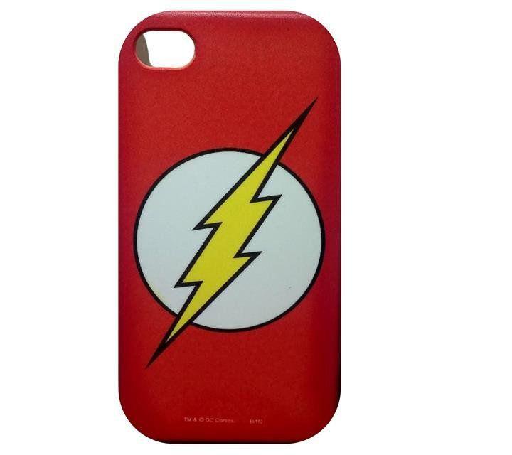 Capa Celular The Flash - Iphone 4S