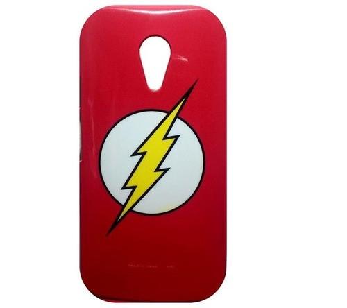Capa Celular The Flash - Moto G (2°Geração)