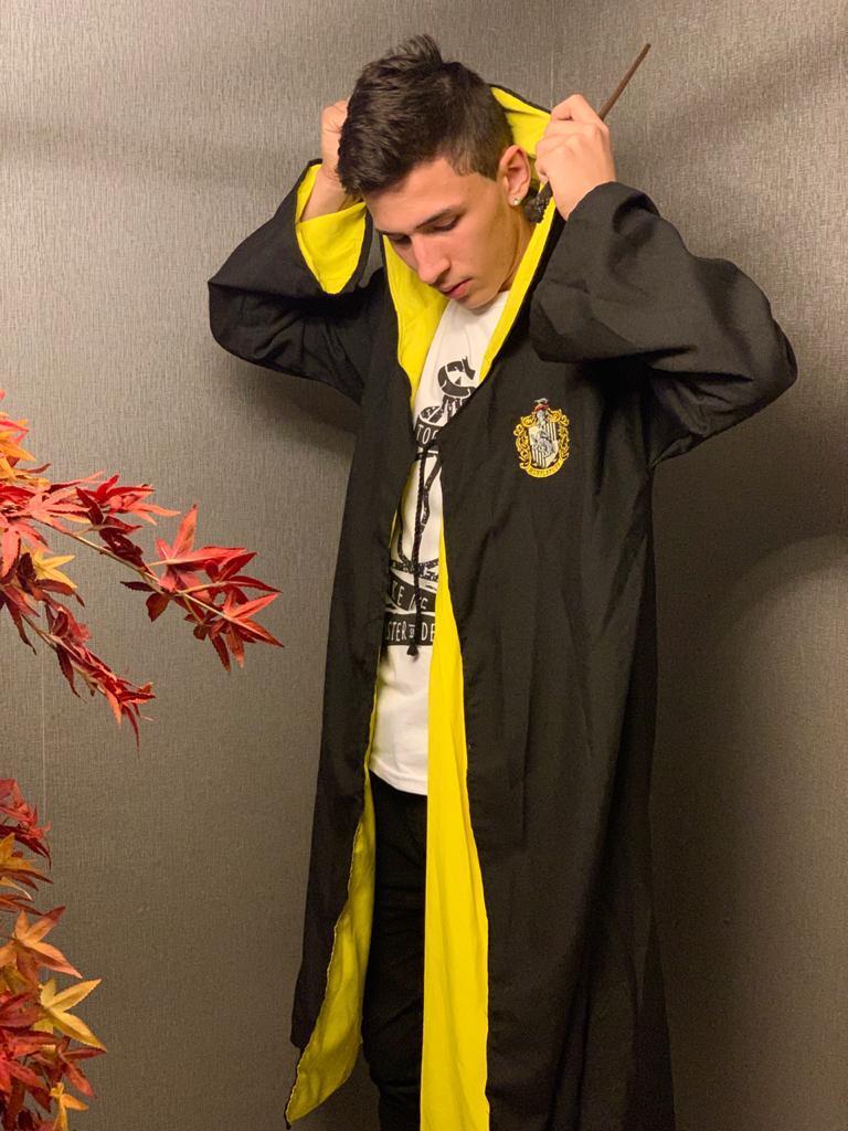 Capa Lufa-Lufa (Hufflepuff): Harry Potter