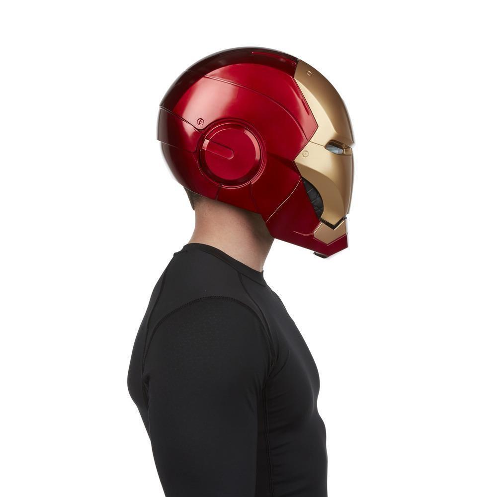 Capacete Eletrônico Homem de Ferro (Iron Man): Marvel Legends Series - Hasbro