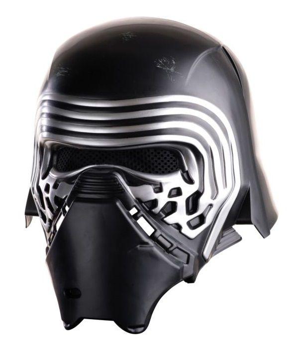 Capacete Kylo Ren : Star Wars O Despertar Da Força (Acessório Fantasia) - Rubies Costumes - CD