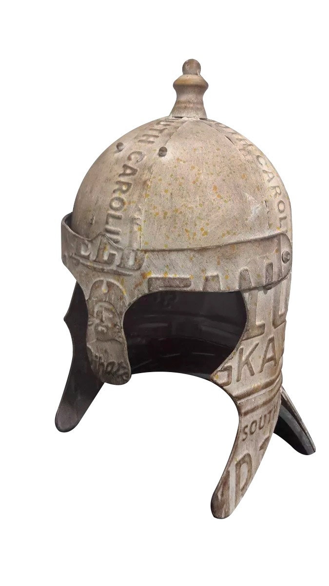 Capacete Medieval