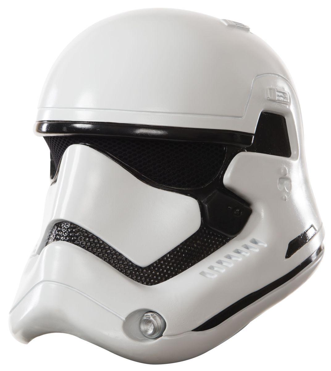 Capacete Stormtrooper (Deluxe  Edition): Star Wars O Despertar Da Força - Rubies Costumes - CD