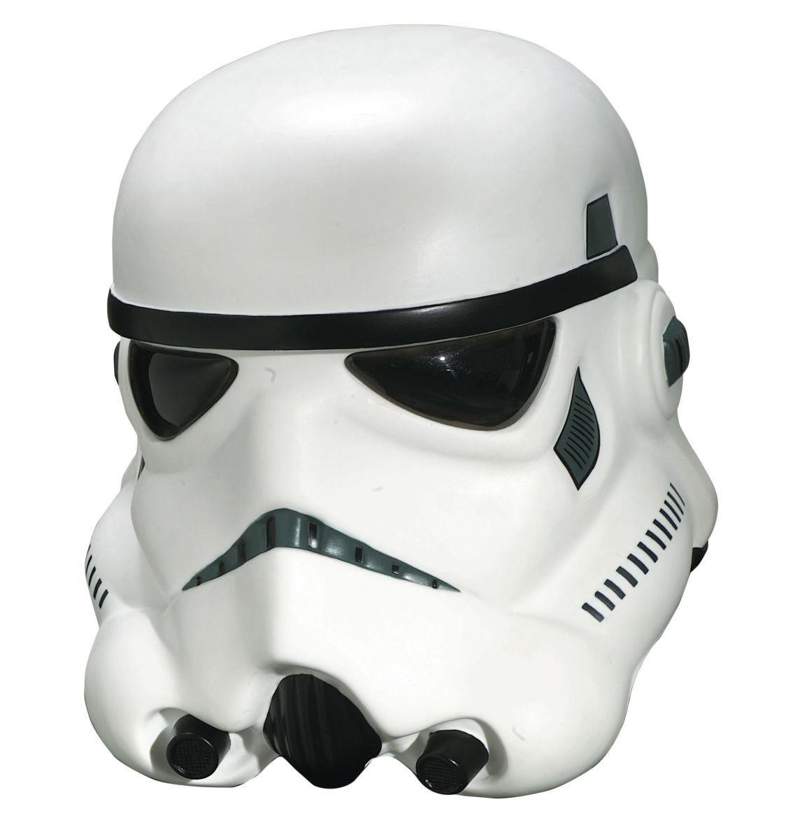 Capacete Stormtrooper (Supreme Edition): Star Wars - Rubies Costumes - CD