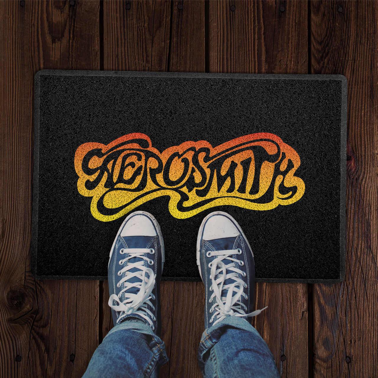 Capacho Aerosmith Colorido