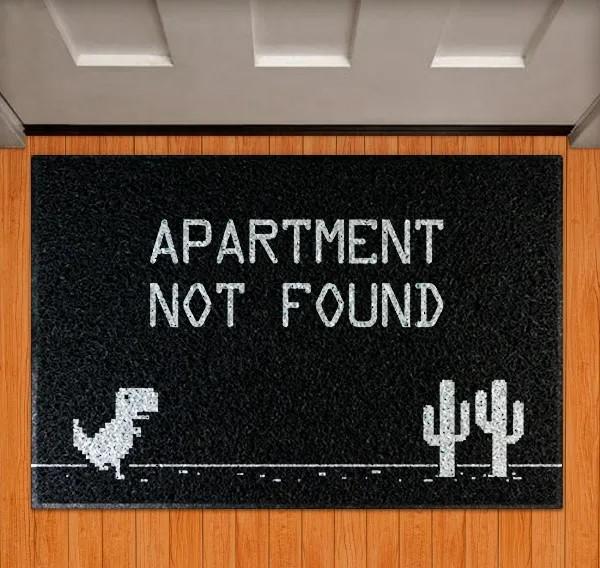 Capacho Apartamento Não Encontrado Apartment Not Found - EV