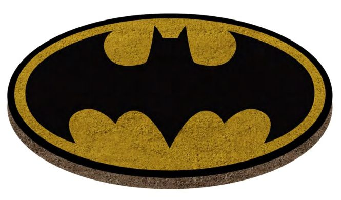 Capacho Batman: DC Comics PRESENTE E DECORAÇÃO GEEK