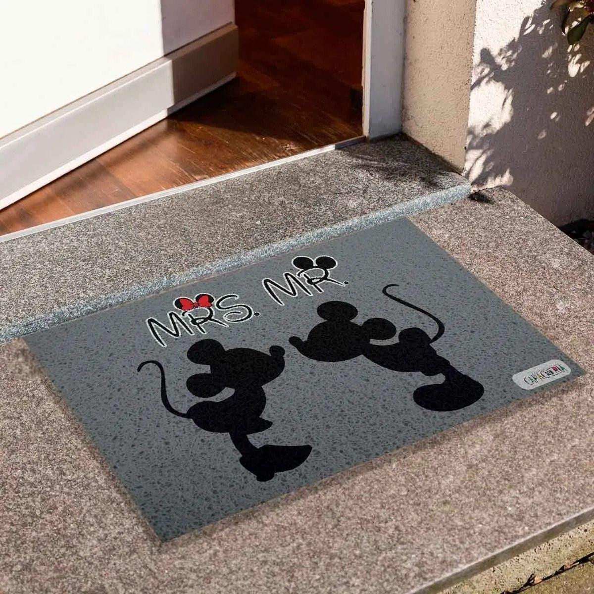 Capacho Sr. e Sra. Mouse