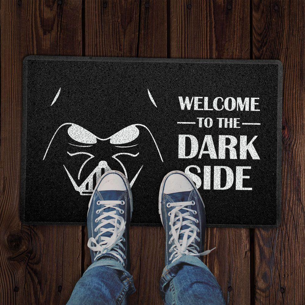 "Capacho Darth Vader ""Welcome to the Dark Side"": Star Wars - EV"