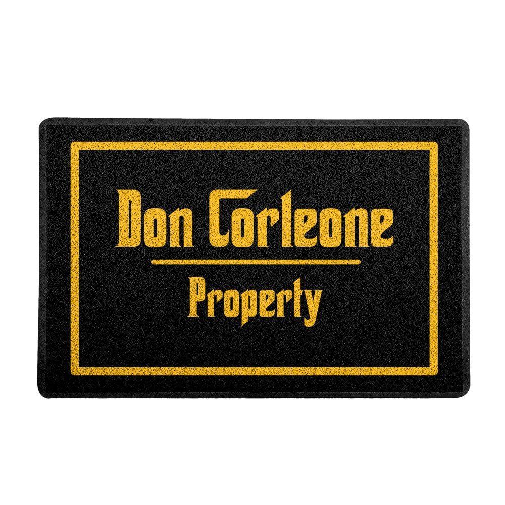Capacho Don Corleone Property : O Poderoso Chefão (The Godfather)