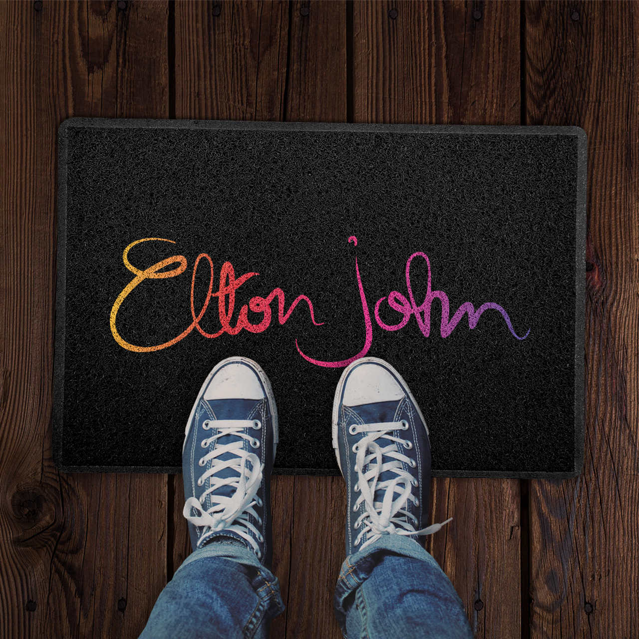Capacho Elton John