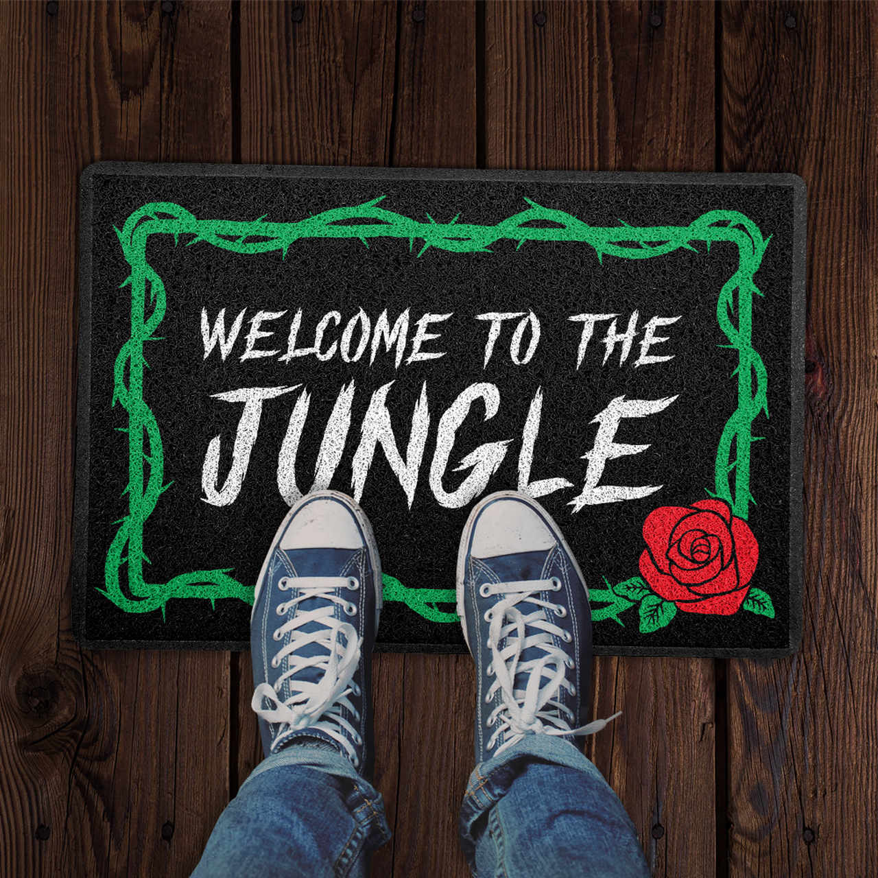 Capacho Guns N' Roses Welcome to the Jungle