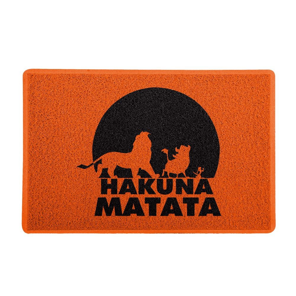Capacho Hakuna Matata: O Rei Leão (The Lion King)