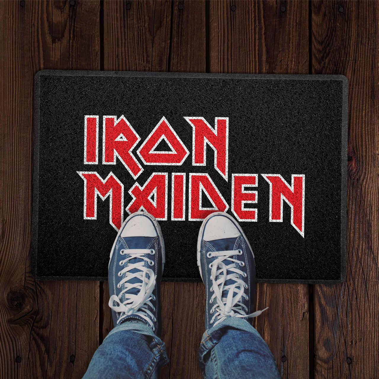 Capacho Iron Maiden Logo