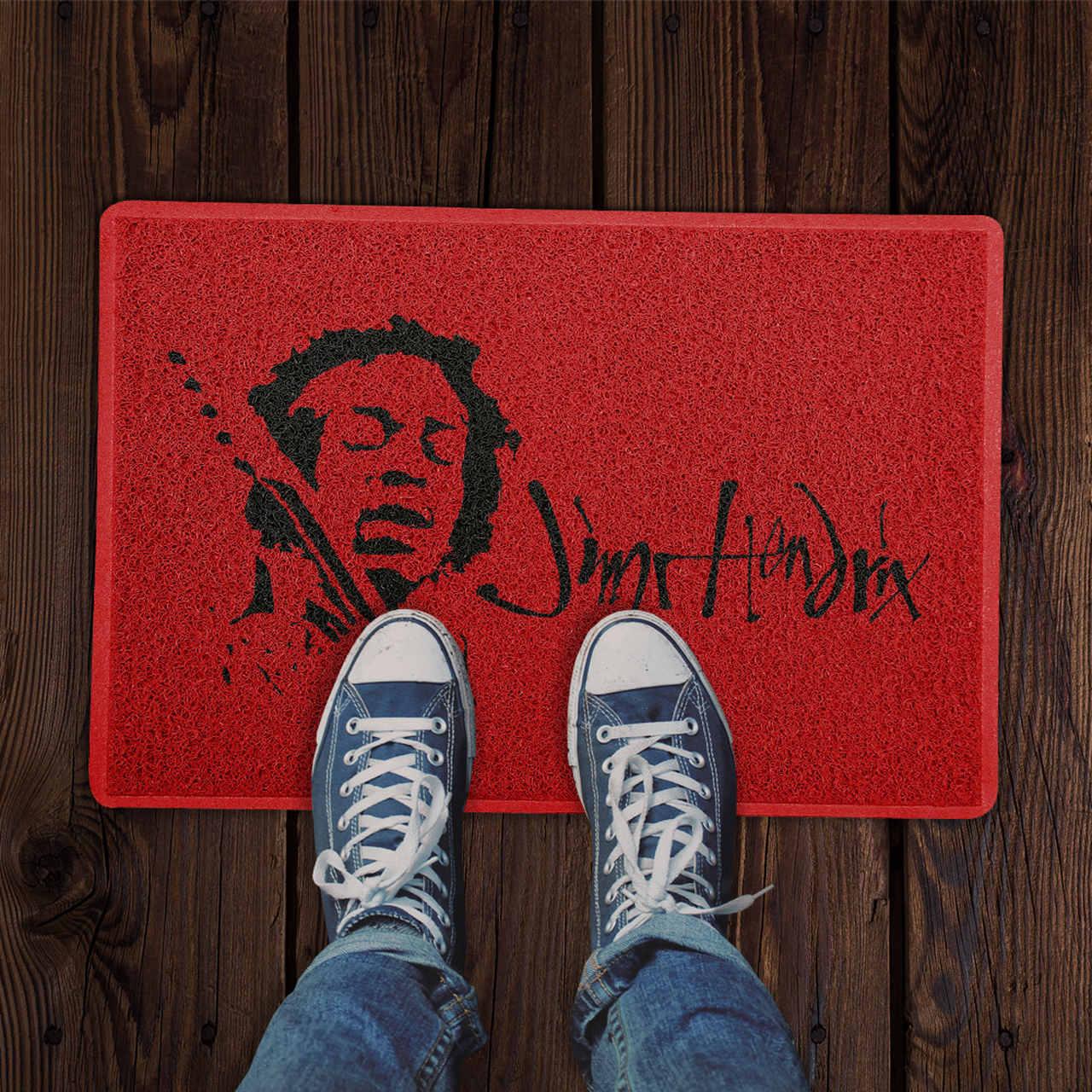 Capacho Jimi Hendrix