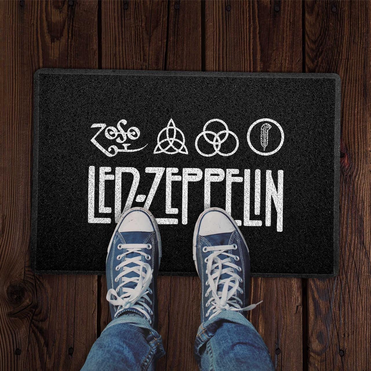Capacho Led Zeppelin