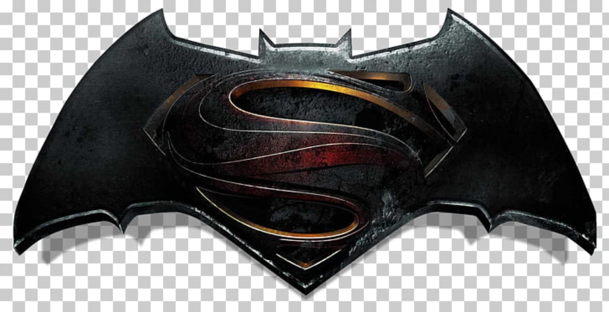 Capacho Logo: Batman Vs Superman PRESENTE E DECORAÇÃO GEEK