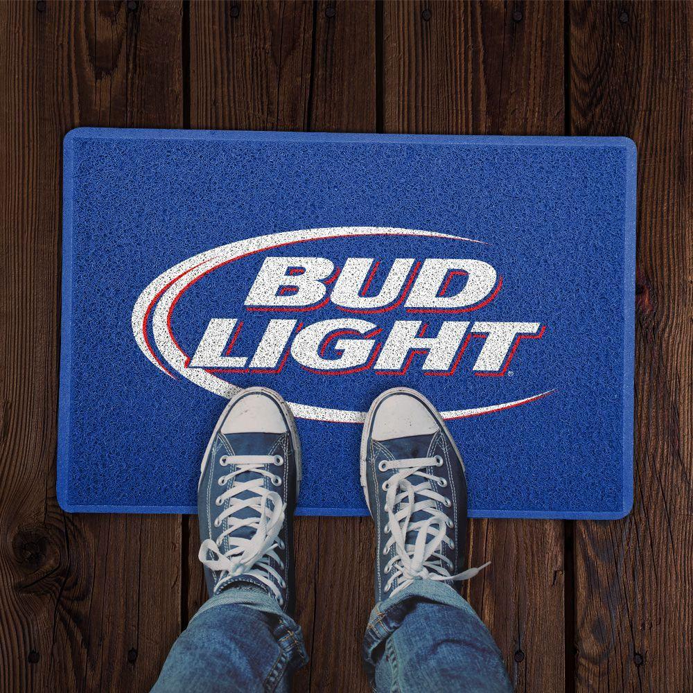 Capacho Logo Cerveja Bud Light