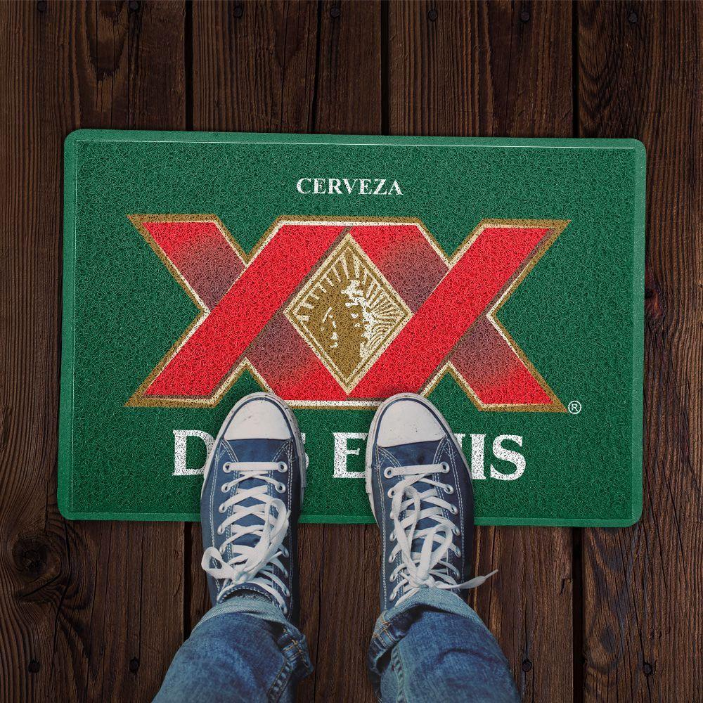 Capacho Logo Cerveja Dos Equis (XX)