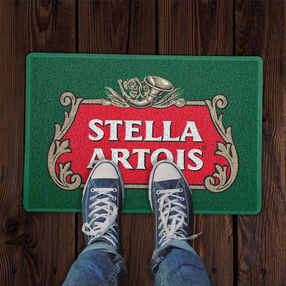 Capacho Logo Cerveja Stella Artois