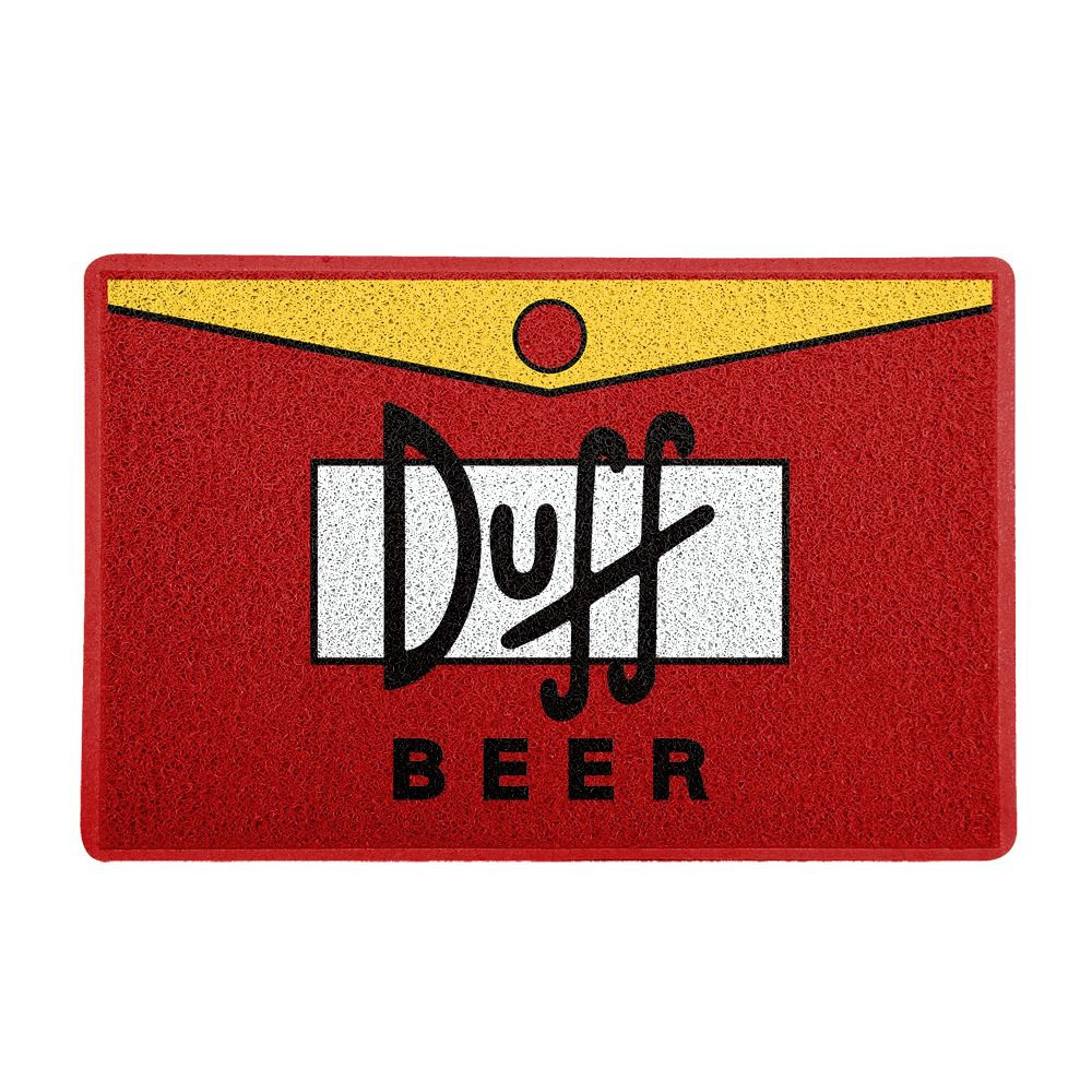 Capacho Logo Duff Beer: Os Simpsons (The Simpsons)