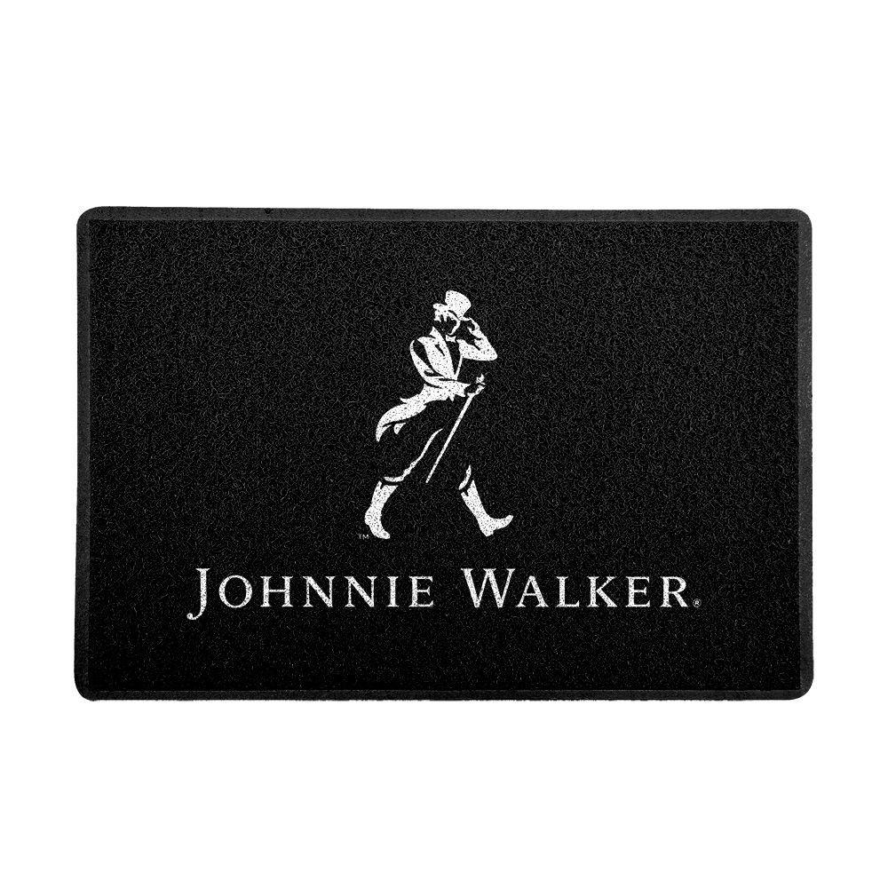 Capacho Logo Johnnie Walker