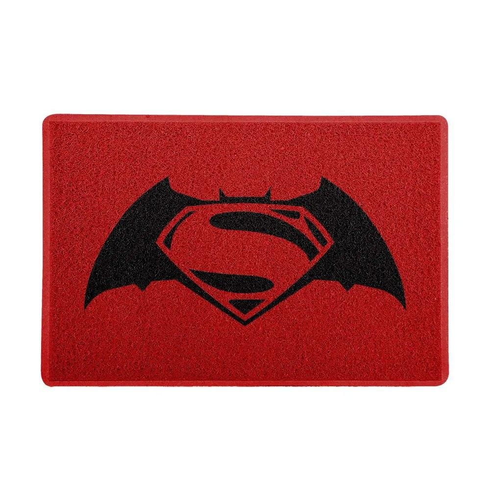 Capacho Logo: Morcego Vs Super