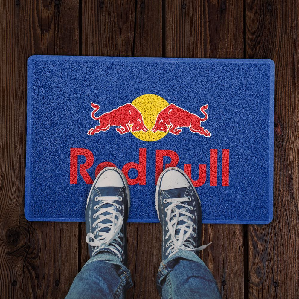 Capacho Logo Red Bull