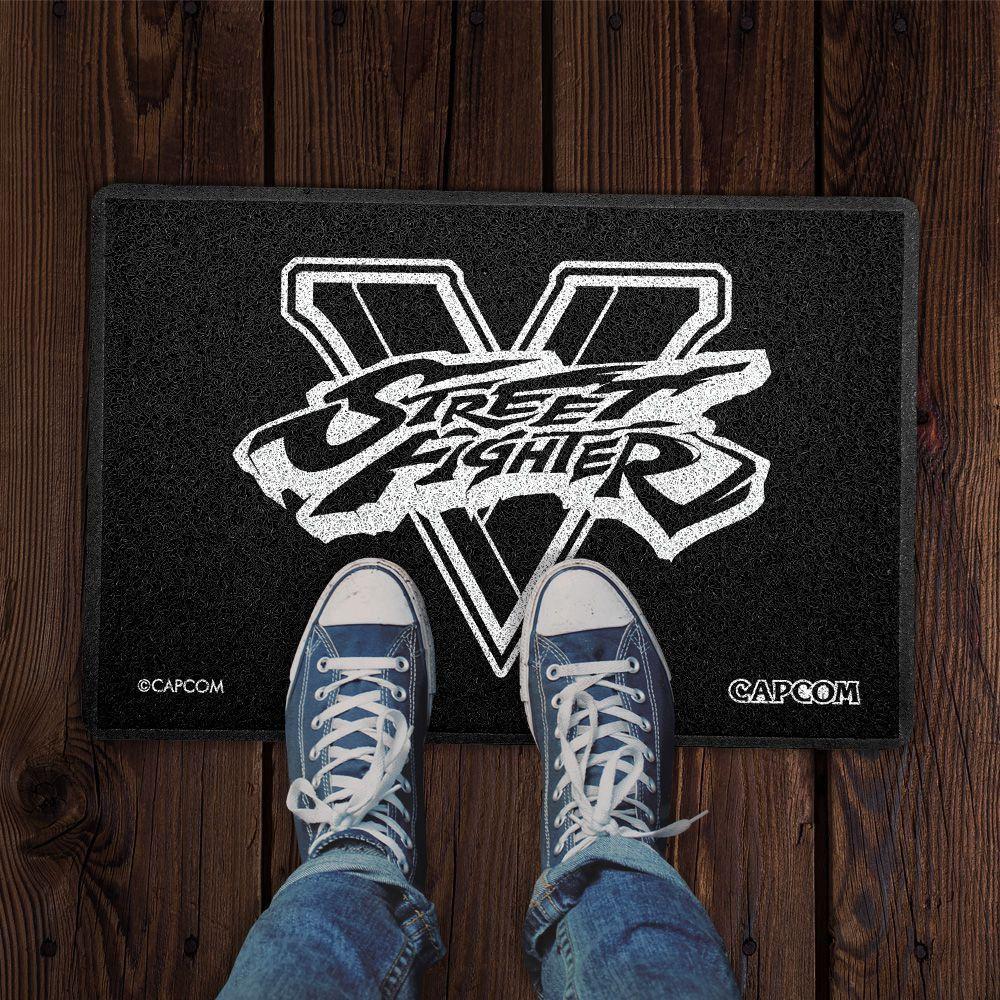 Capacho Logo Street Fighter V