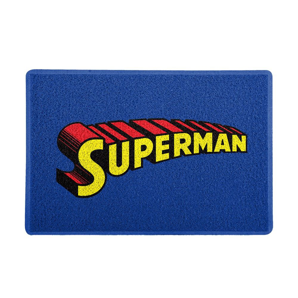 Capacho Logo Superman: Dc Comics