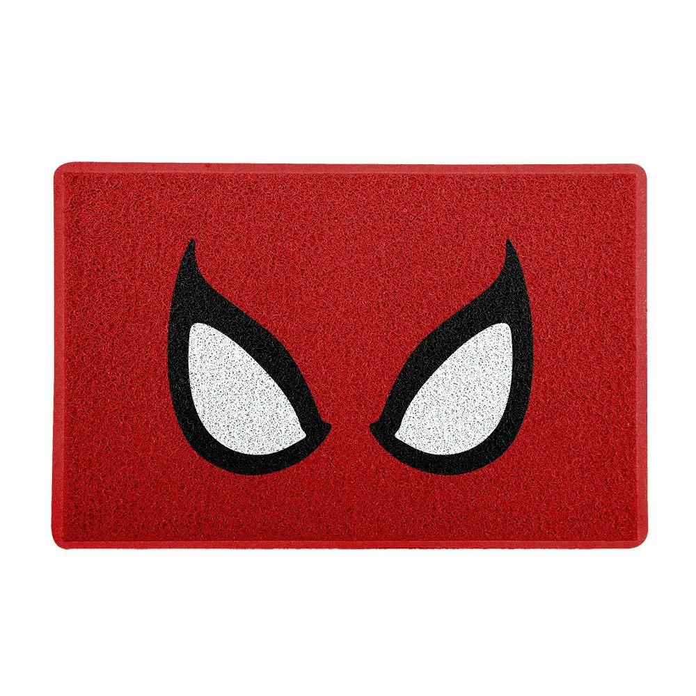 Capacho Máscara: Homem-Aranha