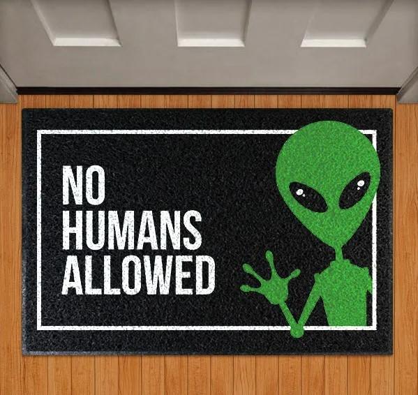 Capacho No Humans Allowed  - EV