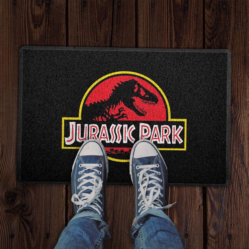 Capacho O Parque dos Dinossauros (Jurassic Park) - EV