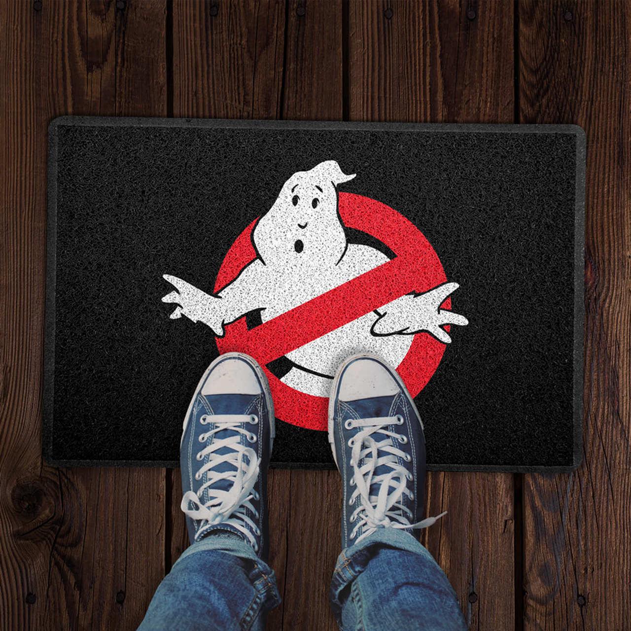 Capacho Os Caça-Fantasmas (Ghostbusters)
