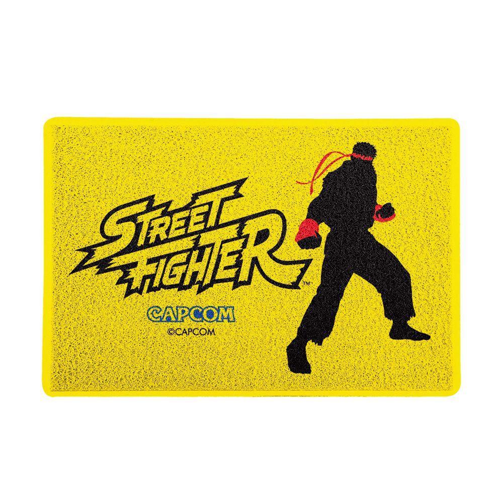 Capacho Ryu: Street Fighter PRESENTE E DECORAÇÃO GEEK