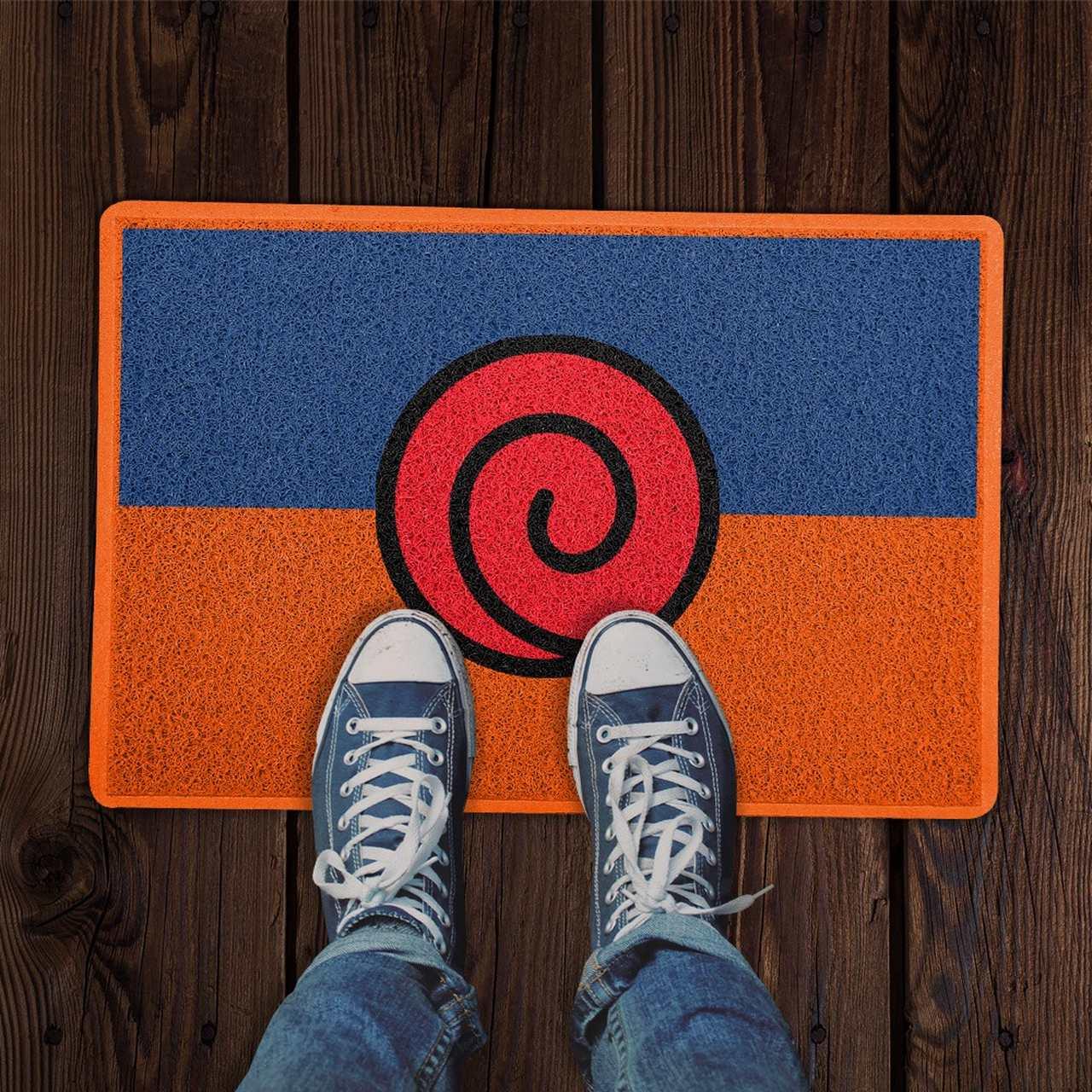 Capacho: Símbolo Clã Uzumaki ( Naruto)