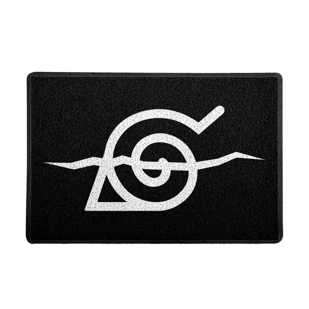 Capacho: Símbolo Vila da Folha ( Renegado ) - Naruto