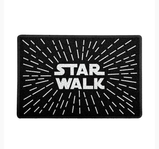 "Capacho ""Star Walk"": Star Wars"