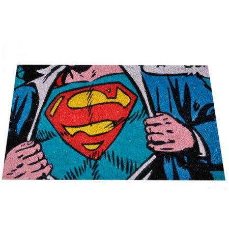 Capacho Superman - Dc Comics PRESENTE E DECORAÇÃO GEEK