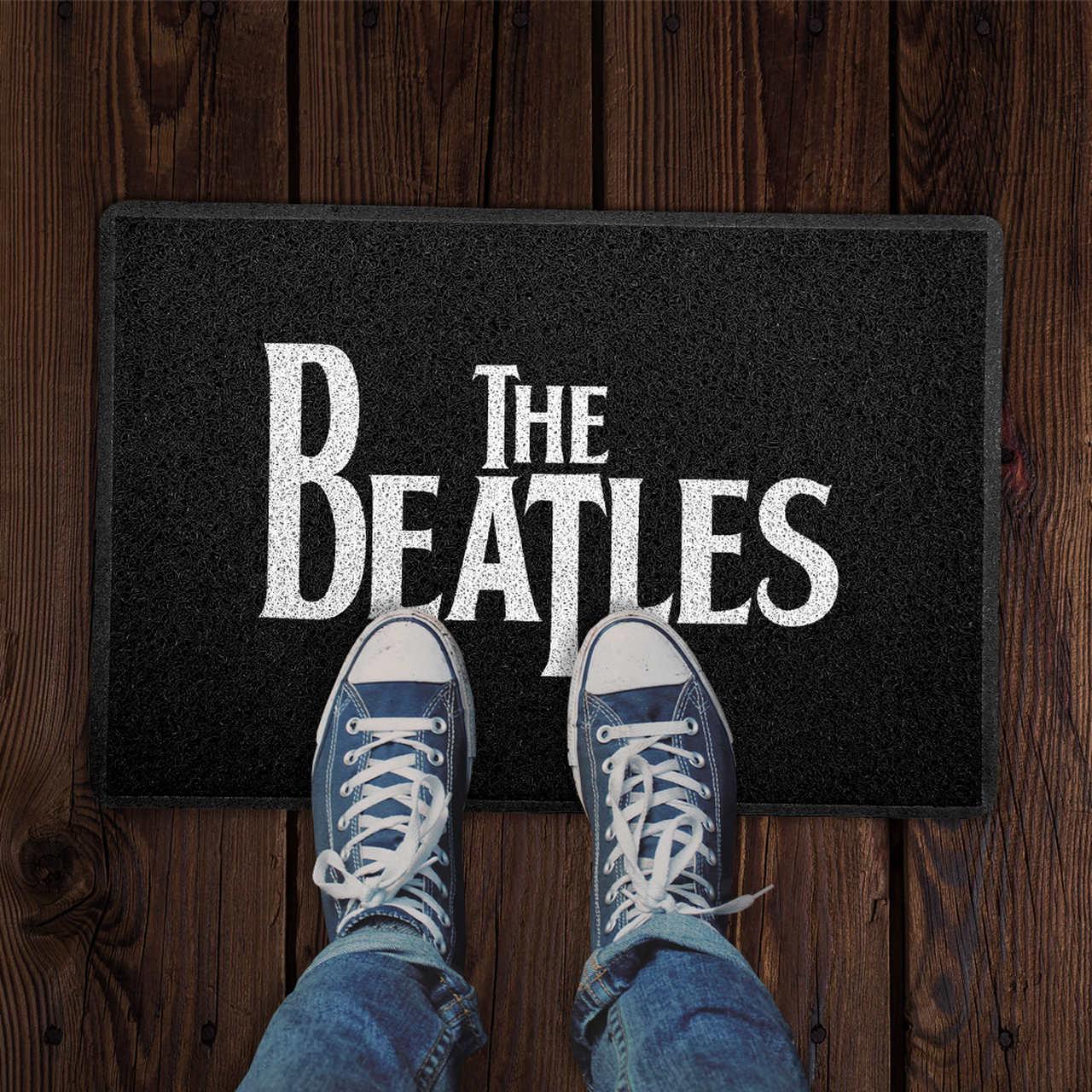 Capacho The Beatles PRESENTE E DECORAÇÃO GEEK